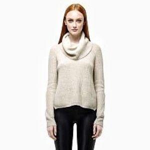 Club Monaco Nadine Fisherman Sweater